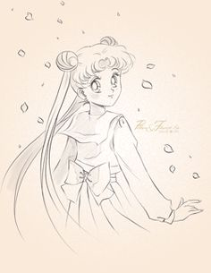 The Reincarnation Of Sailor Moon By: Pillara