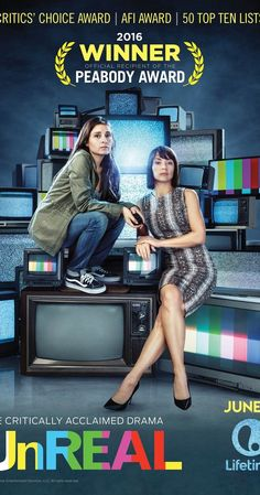 UnREAL  TV-MA | 42min | Drama | TV Series (2015– ) Next Episode Mon, Aug 08 at 9:00 PM on LIFE	 Episode Guide 30 episodes |   A behind-the-scenes look at the chaos surrounding the production of a dating competition program. Creators: Marti Noxon, Sarah Gertrude Shapiro Stars: Shiri Appleby, Constance Zimmer, Craig Bierko |