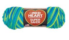 Banana Berry Print Super Saver Economy Yarn   Red Heart