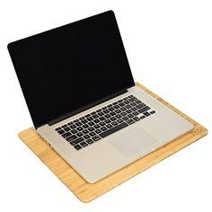 Lap Desk For Laptop (Bamboo) Portable Laptop Desk, Laptop Tray, Bed Linen Uk, Laptop Cooling Pad, Desk Tray, Lap Desk, Bedding Websites, Cool Beds, Laptop Accessories