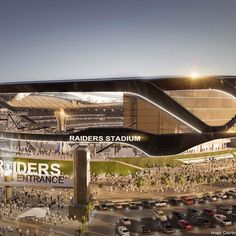 Oakland Raiders learn off-site land for parking needed at Las Vegas Stadium Mtg #NFL