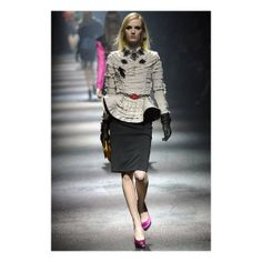 Lanvin Fall 2012 found on Polyvore