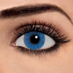 Brilliant Blue colored lenses Brilliant Blue brand new FreshLook colored lenses...(non-prescription) The expiration Date is 2019‼️Will include a free case with every pair‼️ Accessories