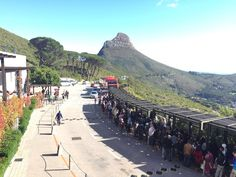 Table Mountain Cableway