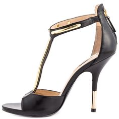 Kathee 3 - Black Leather Guess Shoes $106.88