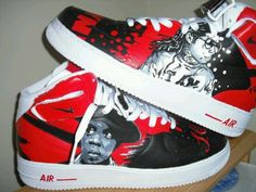 Jay-Z Airbrushed Uptowns