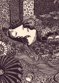 Gorgeous illustrations by Harry Clarke
