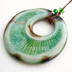 Pacific Cresent Pendant by c-urchin, via Flickr