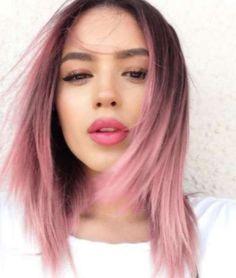Tendencias en tintes de pelo 2016: Ombre hair rosa pastel  (Foto 9/20) | Ellahoy