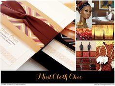 mudcloth invitation | ... : Bibi African Themed Wedding Invitation Cards. | Naija D.E.E.V.A.S
