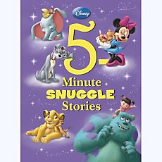 5-Minute Snuggle Stories Book--I see Boo in there! Gotta have it!