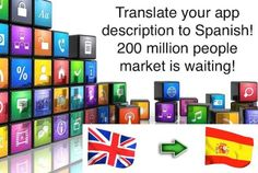 translate App description from English to Spanish