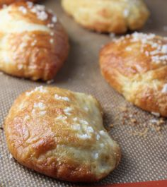 Party Pretzel Bites (made with an enriched brioche-style dough) | Food52