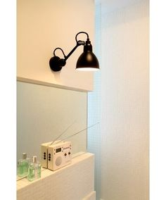 Clairage salle de bain on pinterest appliques originals and bureau design for Applique murale salle de bain ip44 castorama