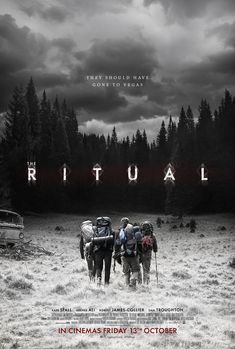 The Ritual Movie Poster 1