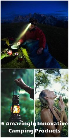 Sometimes products come along that make you wonder how you ever went camping without them! These are 6 camping products that will change your experience for the better!