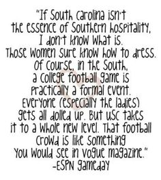 South Carolina Gamecocks Carolina Pride, University Of South Carolina, South Carolina Gamecocks, Carolina Girls, South Carolina Quotes, Gamecock Nation, Gamecocks Football, Clemson, College Football