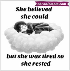 When you have a chronic illness or  chronic pain flare up, give yourself permission to rest #chronicpain #chronicfatigue #chronicpain Rest Quotes, Mood Off Quotes, Chronic Illness Humor, Chronic Illness Quotes, Elhers Danlos Syndrome, Occipital Neuralgia, Fibromyalgia Pain, Invisible Illness, Chronic Fatigue