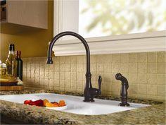 Kitchen: Modern Minimalist Bathroom Faucets Design Hansa Latrava By Octopus: