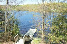 The dock features sun exposure all day, making lakeside days run from dawn til dusk!