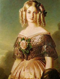 Franz Xaver Winterhalter the duchesse d' aumale