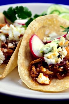 For good tacos, you need fresh, hot tortillas and a zesty filling. Canned chipotle chiles will do the trick with their smoky heat; it's an easy way to get flavor fast. (Photo: Karsten Moran for The New York Times)