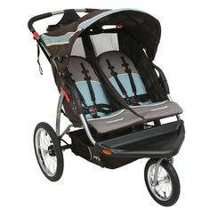 Baby Trend Expedition Double Jogging Swivel Stroller DJ96045,    #Baby Trend Double