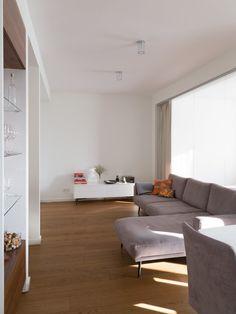 Небольшая квартира для молодой пары в новостройке — The Village
