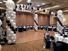 Texas Balloon Arches - Dance Floors