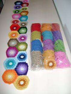 crochet octagons