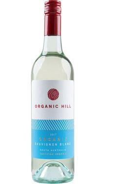 Organic Hill Sauvignon Blanc 2017 McLaren Vale  #organichillwines #vegan #veganwines #sauvignonblanc #wine Vegan Wine, Bentonite Clay, Sauvignon Blanc, Wine Label, Preserves, Wines, Bottles, Organic