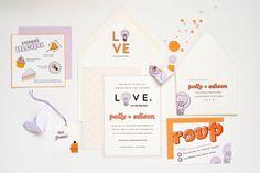 Invitation Design Inspiration