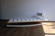 Loft ideas:  Modern rocking chair