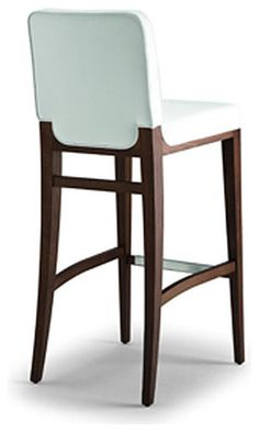 Viewing Autoban 271t Throne Bar Stool With Upholstery