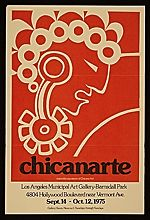Chicanarte: statewide exposicion of Chicano art poster