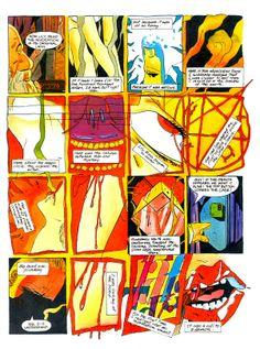 Hell on Earth (Science Fiction Graphic Novel n°1 - 1985) - Writers: Robert Bloch (Plot) & Robert Loren Fleming (Adaptation/Script) - Illustrators: Keith Giffen (Pencils), Greg Theakston (Inks) & Bill Wray (Inks)
