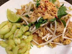 The Mr.'s Pad Thai