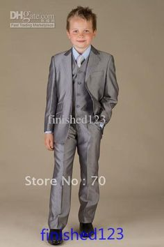 As an escort ......Wholesale Fashion suits Kid's Complete Designer Boys' Formal Occasion (JacketPantsVestTie) NO:32, Free shipping, $73.86/Piece | DHgate