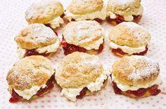 This collection of scone recipes includes savory scones, fruit scones, basic scones tutorials and more.