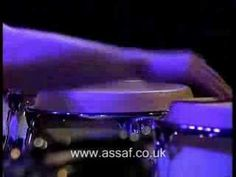 ▶ percussion solo - YouTube