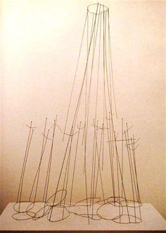 """Fausto Melotti  """"The Rain""""  1966-72"""