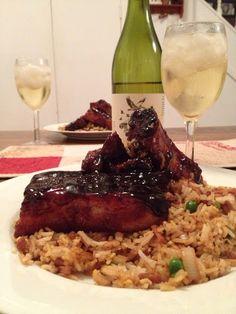 FA Family Recipes: Old Fashioned Barbecued Pork Spare Ribs
