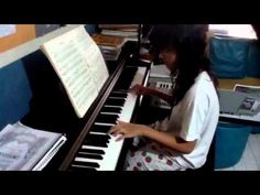 My daughter Herwina Aisya Putri practiced a piano piece The Swan by Camille Saint-Saens during her weekly piano Lesson with me at Home :) Piano Lessons, Swan, To My Daughter, Saints, Music, Piano Classes, Musik, Swans, Music Activities