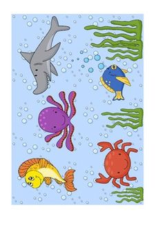 Lego Ocean Dolphin Crab Fish Friends Pick Your Lot Animal Plant City Seaweed