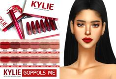GPME KYLIE Valentines Collection for The Sims 4