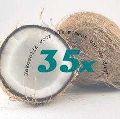 Al enige tijd ben ik ruim verslaafd aan kokosolie. I ♥ kokosolie…!!! Ik ken geen ander product wat voor mij zo enorm divers is én natuurlijk. We hebben hier altijd een paar potten staan, zonder kokossmaak en geur én.. met!… Continue Reading →