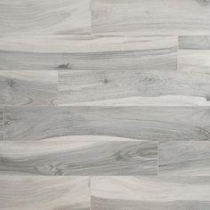 Grey Wood Tile, Grey Wood Floors, Wood Tile Floors, Grey Tiles, Bathroom Flooring, Tile Looks Like Wood, Wood Look Tile, Outdoor Flooring, Outdoor Walls