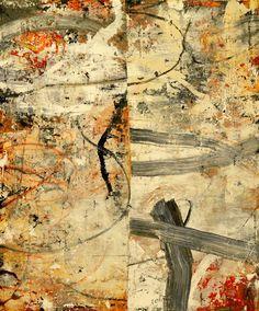 "Bill Gingles, Surprise Ending, 2014, acrylic on canvas, 24""x 20"" www.billgingles.net"