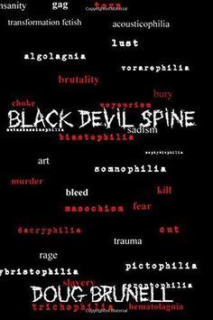NEW Black Devil Spine: The Martin Springer Story by Doug Brunell