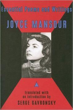joyce mansour....essential..!